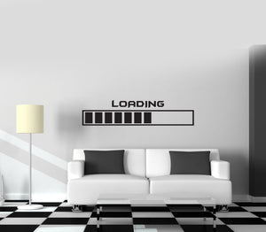 Gamer Vinyl Wall Decal