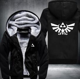 The Legend of Zelda Fleece Hoodies