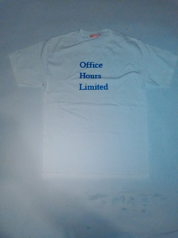 OH LTD tee - white