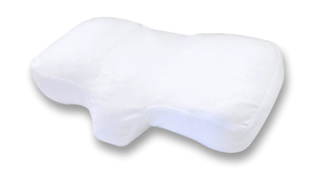 Best therapeutic support pillow ergonomic back and side sleeping pillow