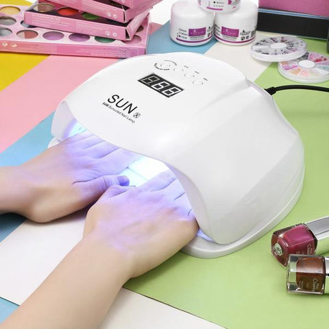 Professional LED Nail Dryer For Home or Nail Art Salon