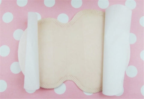 Image of Disposable Sweat Pads For Underarms -  100pcs (50 Pairs)