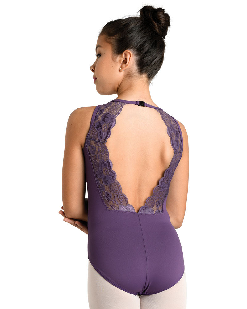 Beautiful Lace Leotard