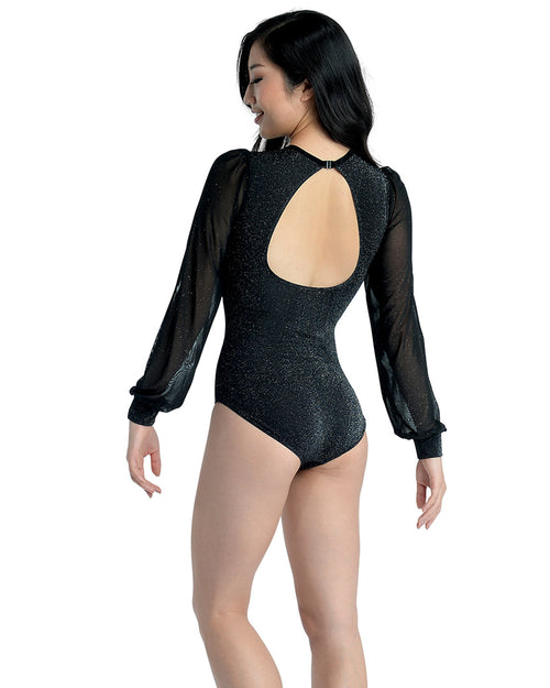 Performance Long Sleeve Leotard