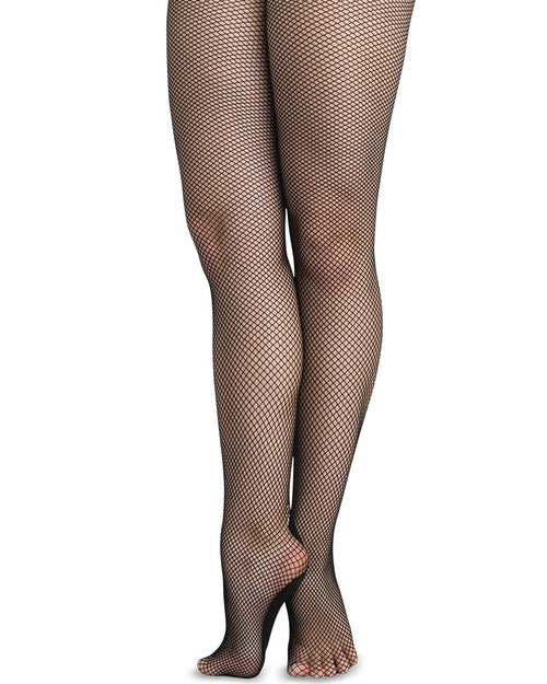 Fishnet seamless tight