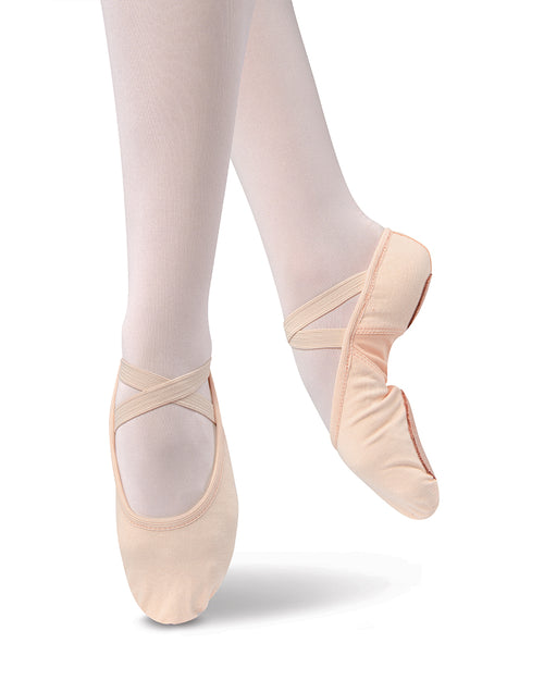 Decend Stretch Canvas Ballet - Girls