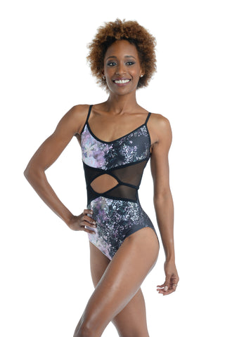Stunning Forest Print Leotard