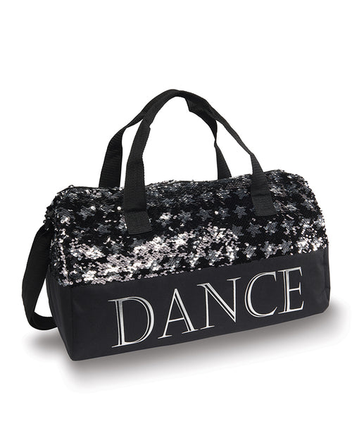 Dance Sequin Stars Duffel