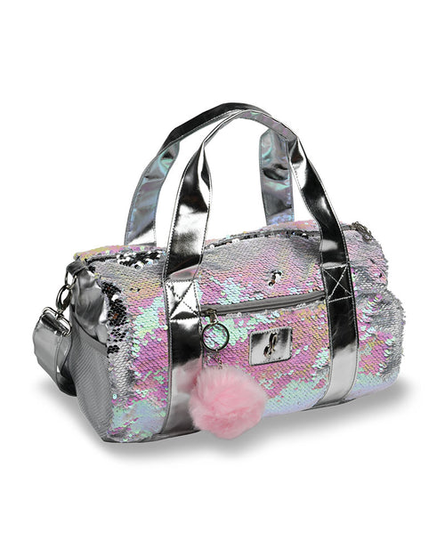 Pearlescent Duffel