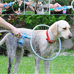 Pet Bathing 360 Degree Shower Tool