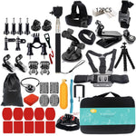 Gopro Accessories set for go pro hero 6 5 4 3 ( 58 in 1 )