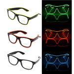 Flaring LED Party Glasses