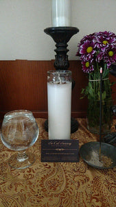 Cleansing Fixed Candle