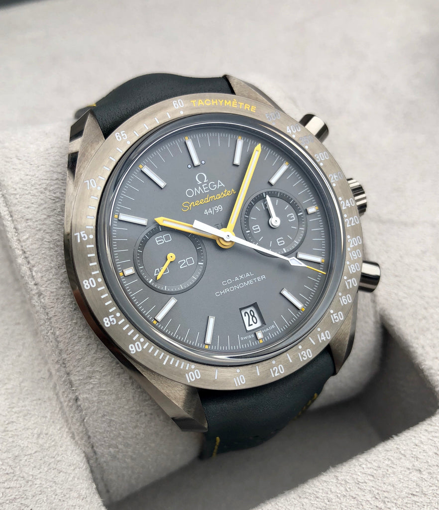 Omega Speedmaster Grey Side of the Moon Porsche Club of America