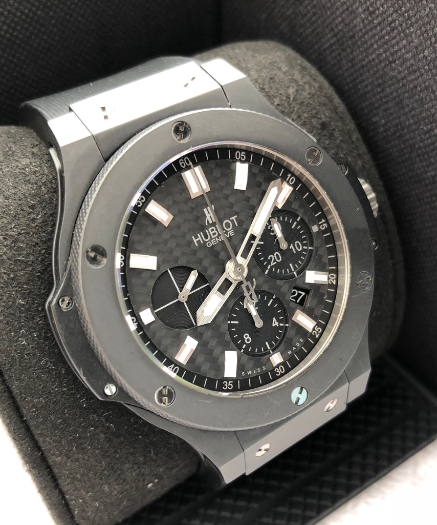 Hublot Big Bang Black Magic Evolution Chronograph 301.CI.1170.RX