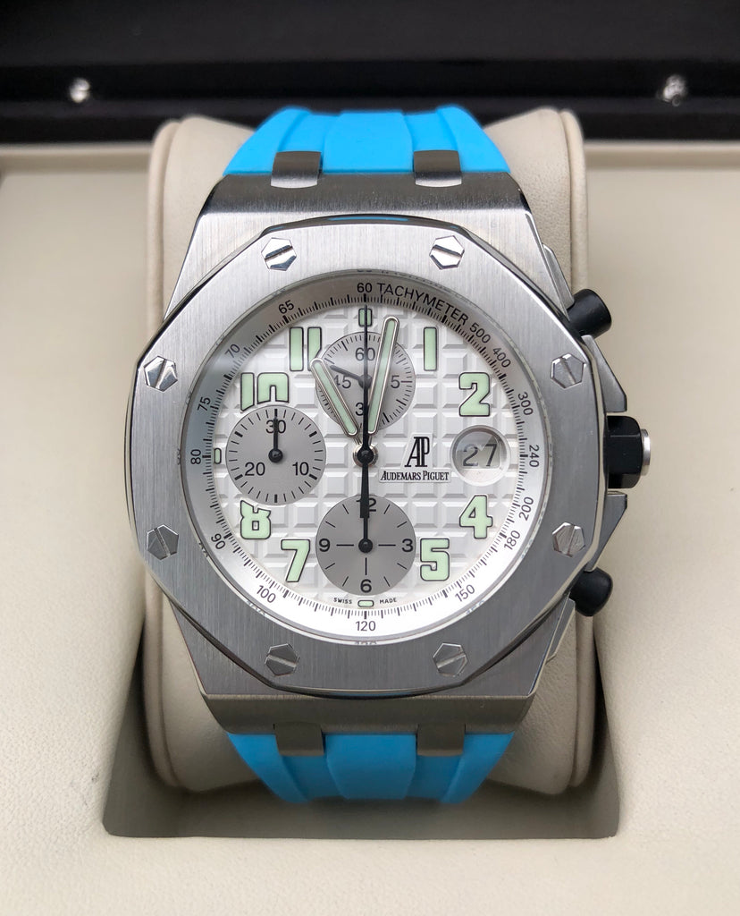 Audemars Piguet Royal Oak Offshore White Themes