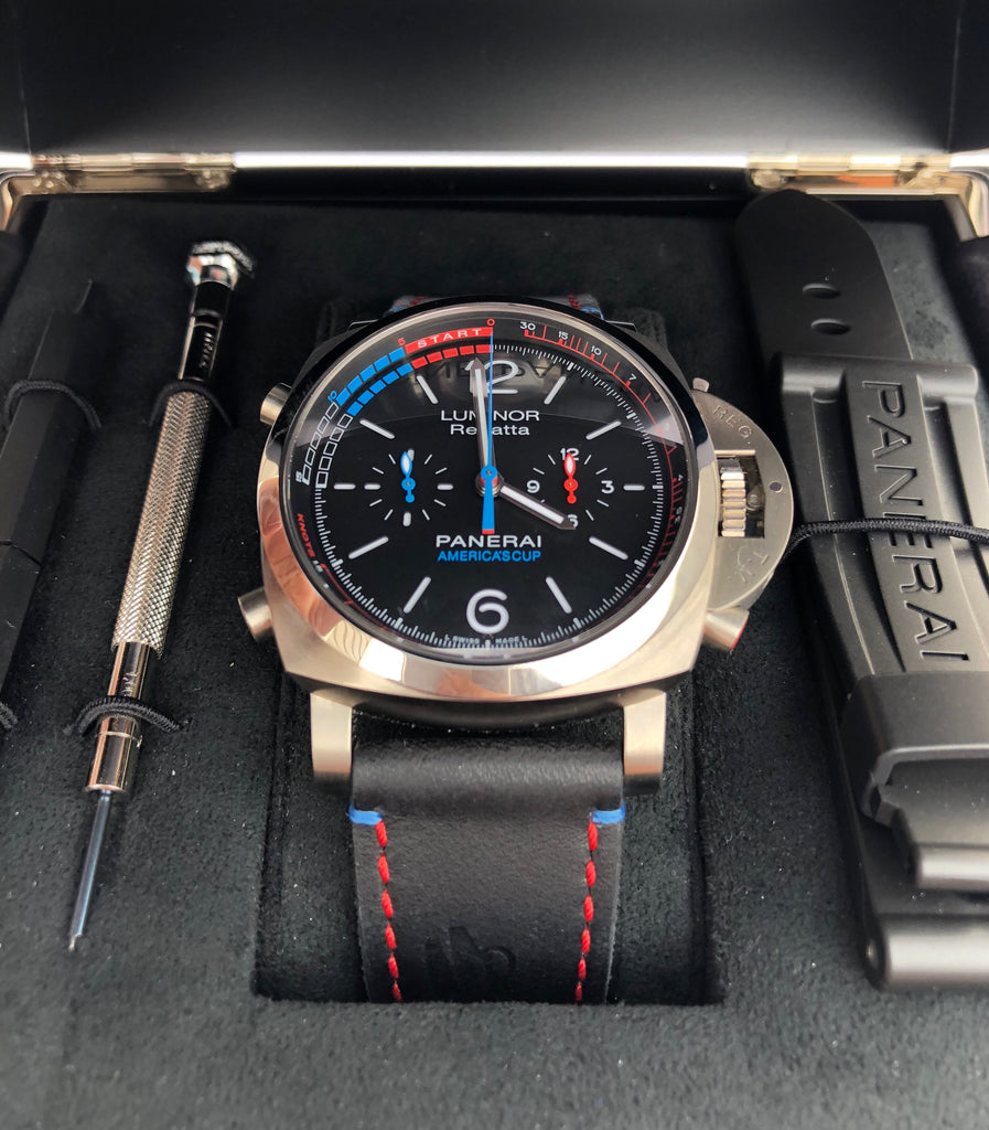 Panerai Luminor PAM 726 Regatta Oracle Team USA America's Cup 2017