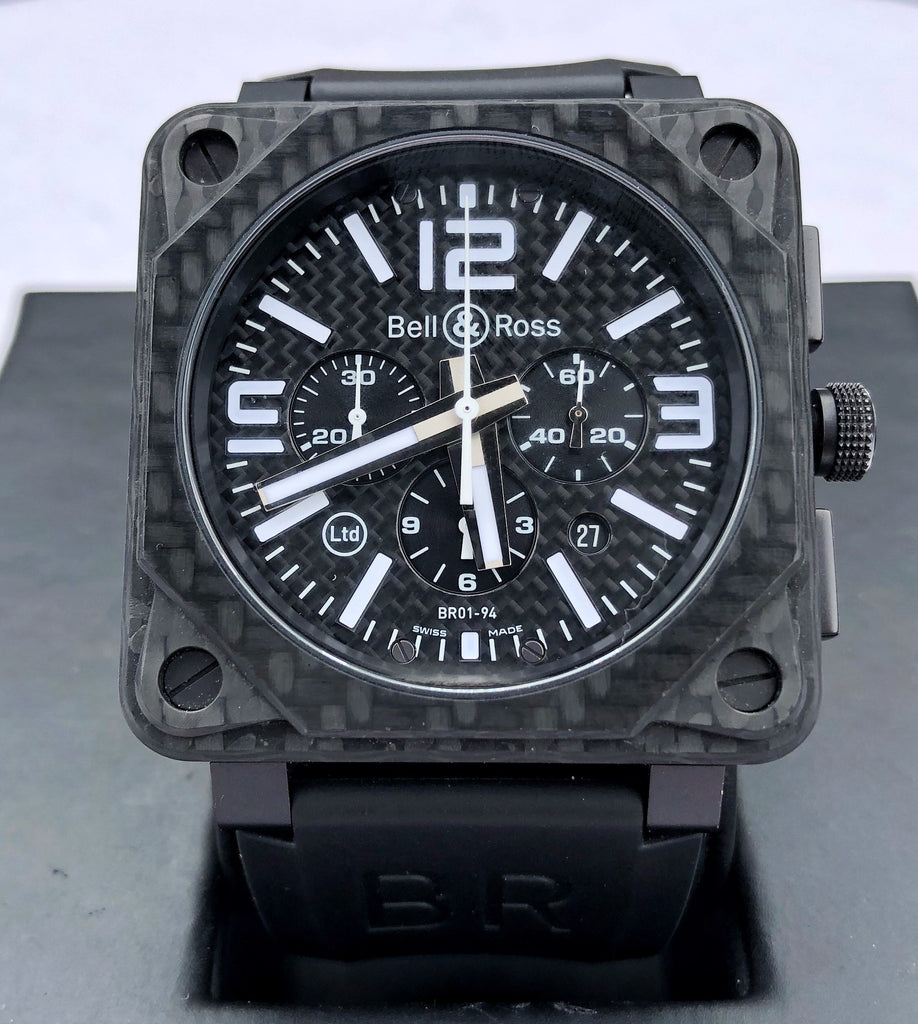 Bell & Ross BR01-94 Carbon