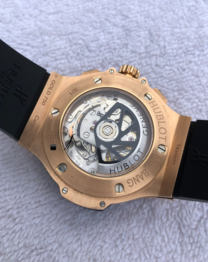Hublot Big Bang Rose Gold 301.pb.131.rx
