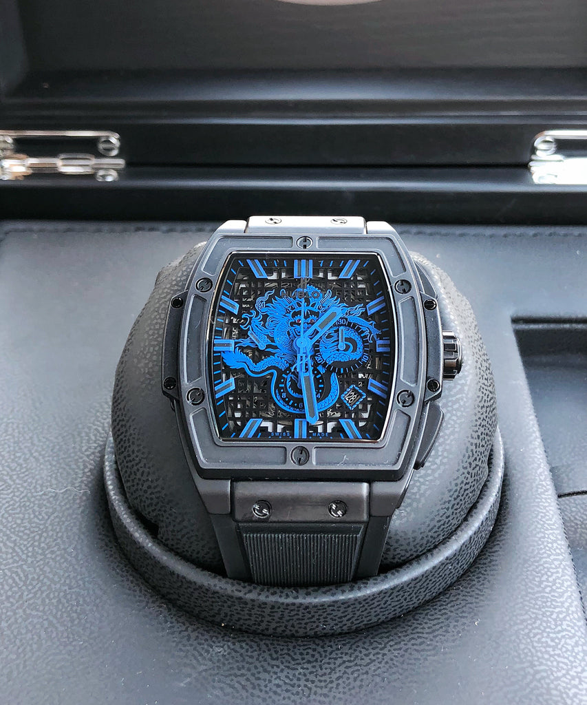 "Hublot Spirit of Big Bang ""Be Water"" Bruce Lee"
