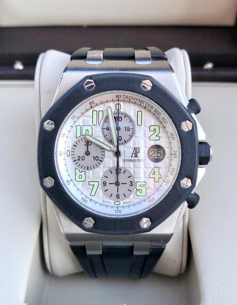 Audemars Piguet Royal Oak Offshore Chronograph Rubberclad 24940SK
