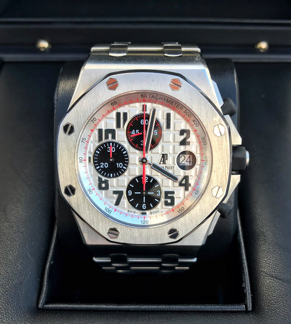 Audemars Piguet Royal Oak Offshore (Panda) 26170ST