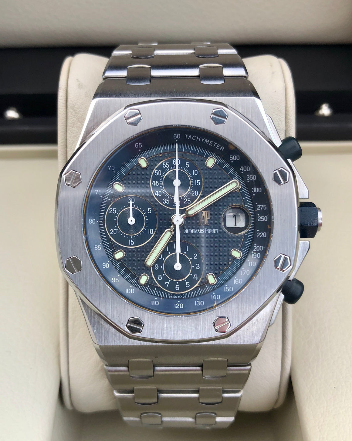 "Audemars Piguet Royal Oak Offshore 25721ST ""The Beast"" All Original 1997 D Serial"