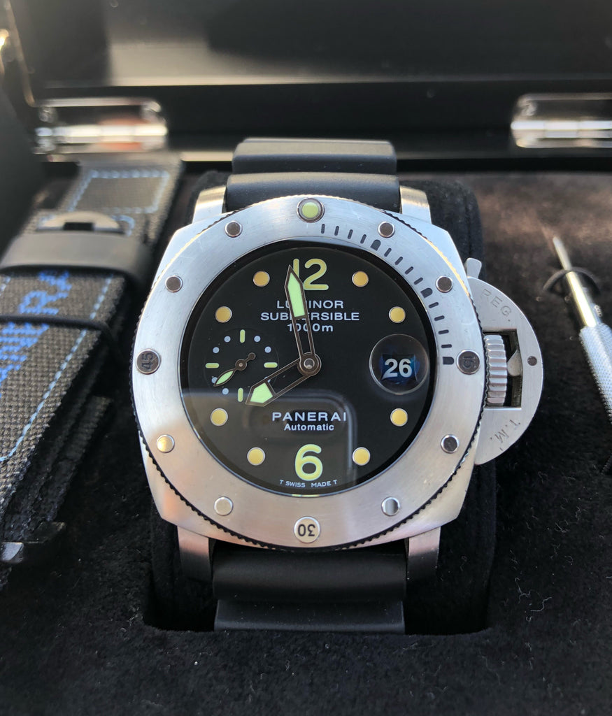 Panerai Luminor Submersible PAM243 PAM00243