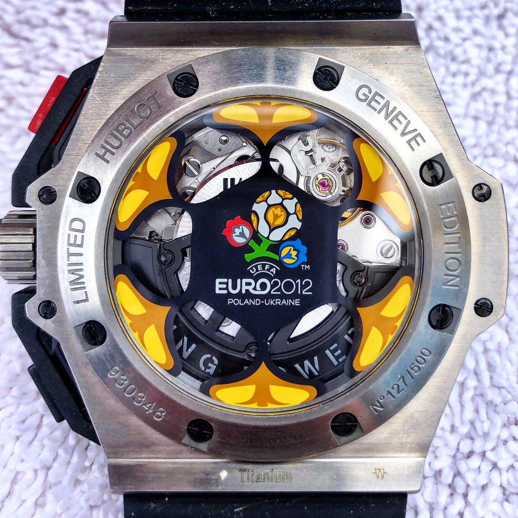 Hublot Big Bang King Power UEFA 2012 Team Poland