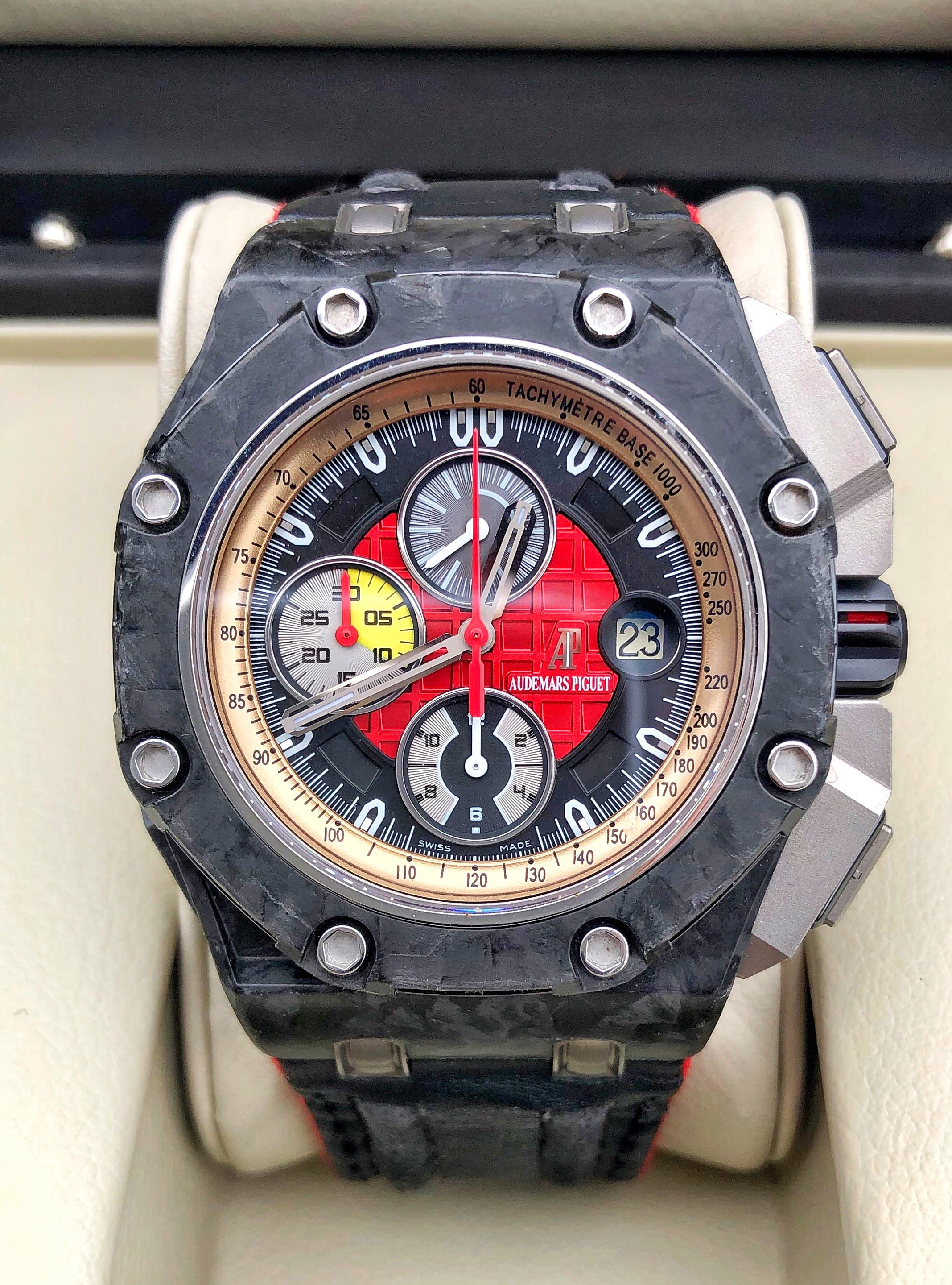 Audemars Piguet Royal Oak Offshore Grand Prix Knight Watch Collection