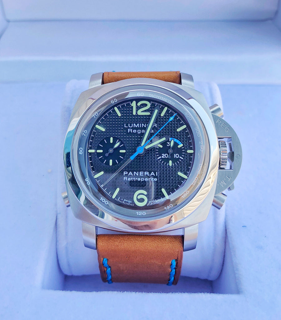 Panerai Luminor 1950 Regatta Rattrapante Chronograph PAM 286