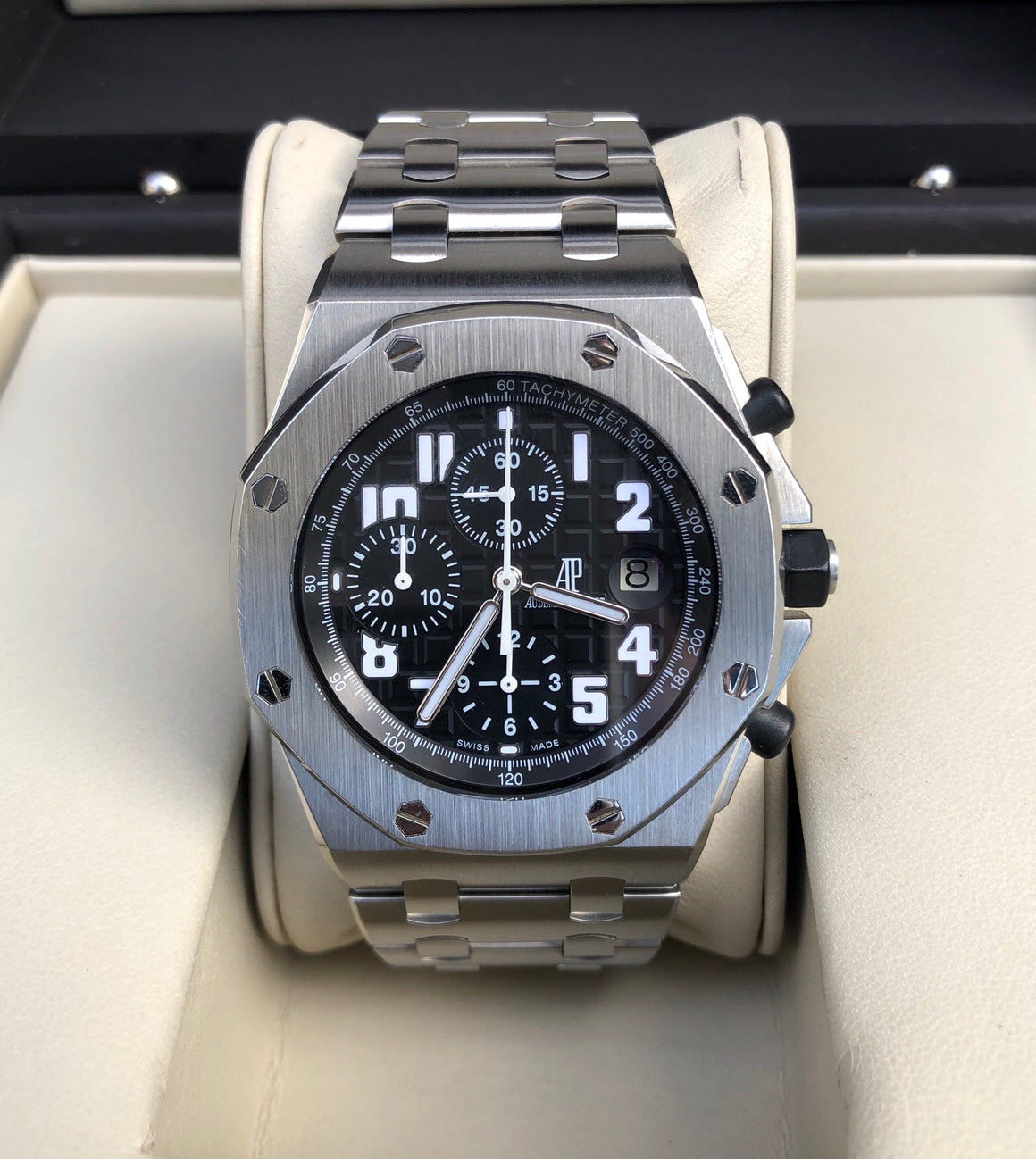 Audemars Piguet Royal Oak Offshore Black Themes 26170st.OO.1000st.08