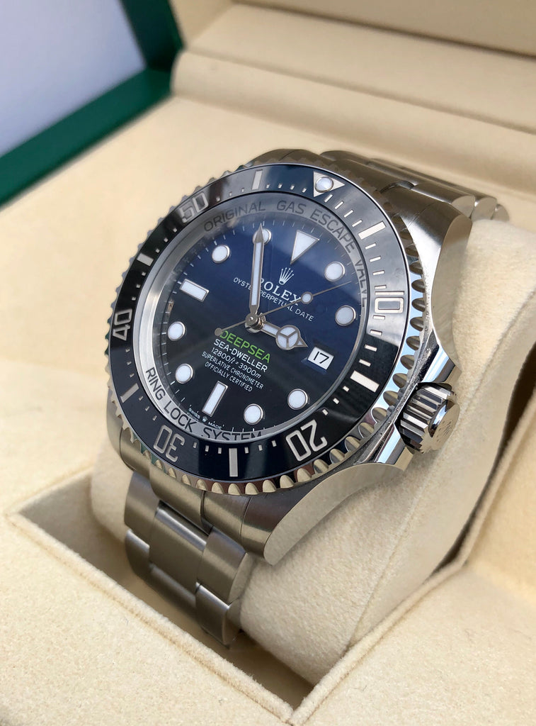Rolex Sea-Dweller Deepsea James Cameron 126660
