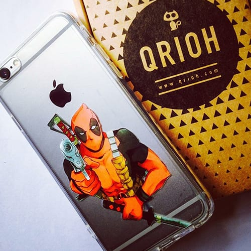 Qrioh Phone Covers