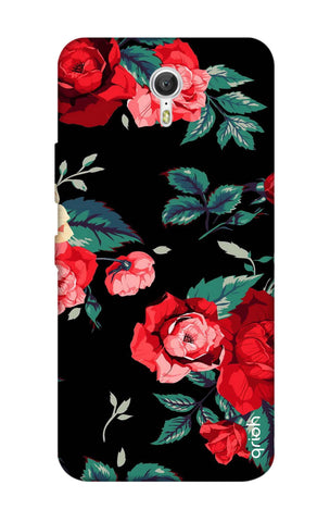 Wild Flowers Lenovo Zuk Z1 Cases & Covers Online