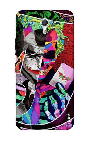 Color Pop Joker Lenovo Zuk Z1 Cases & Covers Online
