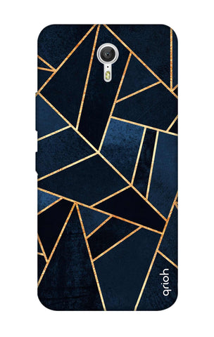Abstract Navy Lenovo Zuk Z1 Cases & Covers Online
