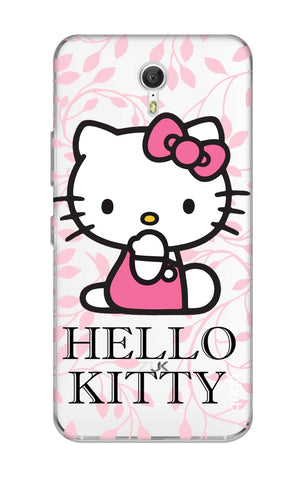 3cac12f6b Hello Kitty Floral Lenovo Zuk Z1 Back Cover - Flat 35% Off On Lenovo ...