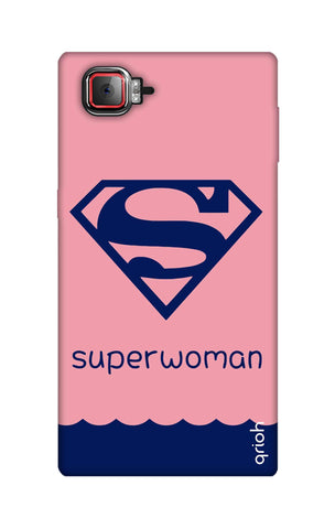 Be a Superwoman Lenovo Zuk Z2 Cases & Covers Online