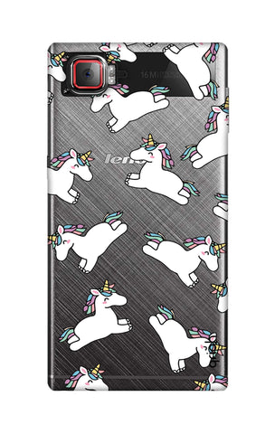 Jumping Unicorns Lenovo Zuk Z2 Cases & Covers Online