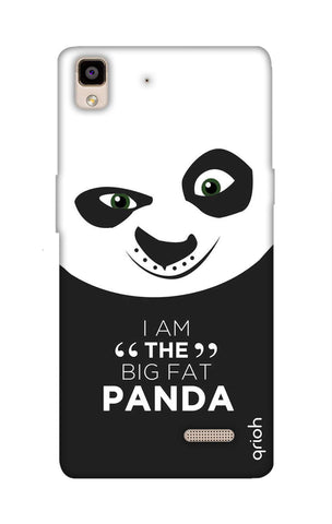 Big Fat Panda Oppo R7 Cases & Covers Online