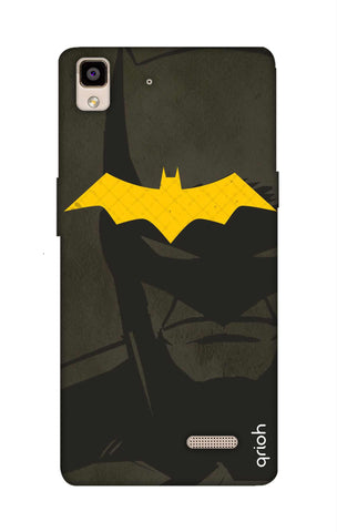 Batman Mystery Oppo R7 Cases & Covers Online