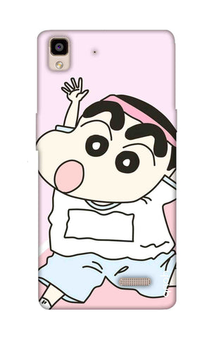 Running Cartoon Oppo R7 Cases & Covers Online