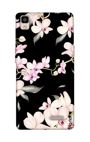 Seamless Flowers Oppo R7 Cases & Covers Online