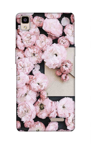 Roses All Over Oppo R7 Cases & Covers Online