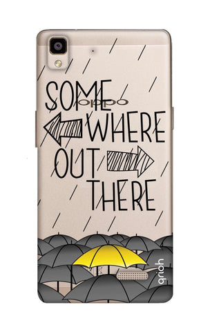 Somewhere Out There Oppo R7 Cases & Covers Online
