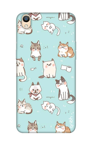 Cat Kingdom Oppo R9 Cases & Covers Online