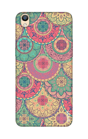 Colorful Mandala Oppo R9 Cases & Covers Online