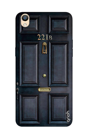 Baker Street Door Oppo R9 Cases & Covers Online