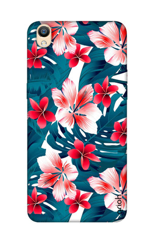 Floral Jungle Oppo R9 Cases & Covers Online